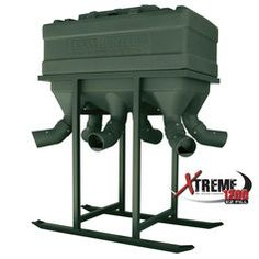 Grow your trophy deer with deer protein feeders from Texas Hunter Products. Our gravity deer feeders make it easy for your herd to get the nutrition they need to flourish. Gravity Deer Feeders, Hog Hunting, Welding Projects, Protein, Outdoor Decor, Ranch, Texas, Management, Future