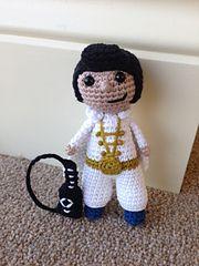 Elvis Amigurumi Crochet pattern now available