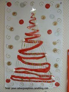 noel soaz02 Theme Noel, Art Journal Pages, Christmas Art, Advent Calendar, Diy Crafts, Seasons, Crafty, Ornaments, Holiday Decor