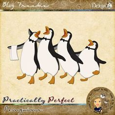 Practically Perfect is back + Freebies! ~ DesignZ by DeDe