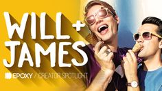 Creator Spotlight – #WillJardell + #JamesWallington #YouTube #Creators