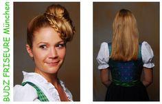 #BUDZ-FRISEURE #Flecht-Frisur Fotos: Hagen von Deylen
