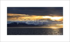 Fine Art Photography Print on a high end photopaper - Isfjorden, Svalbard