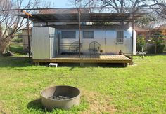Check out this awesome listing on Airbnb: Southtown Airstream - Lofts for Rent in San Antonio
