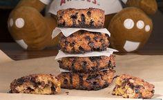 Tatlı krizlerine birebir olan diyet kurabiye tarifimizi deneyin!
