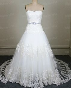 Lace Wedding Dresses by Bigday1958 on Etsy, $268.00