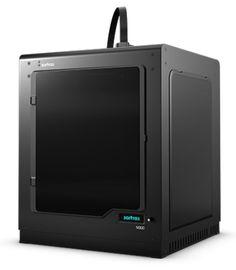 Zortrax M300 drukarki 3D