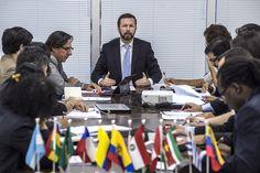ÍNDIOS POTIGUARA DA PARAÍBA EM FOCO: Reunião de Autoridades sobre Povos Indígenas do Me...