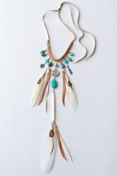http://www.spelldesigns.com/shop/pocahontas-princessette-necklace-turquoise-camel-leather/