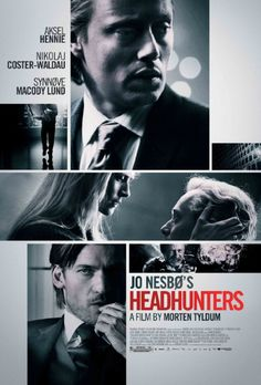 Headhunters - Film de Morten Tyldum (ma note : 8/10) ★