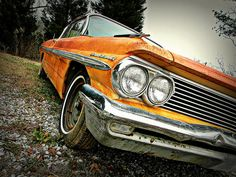 Patina by Dave* Seven One, via Flickr