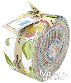 Priscilla Jelly Roll from Missouri Star Quilt Co