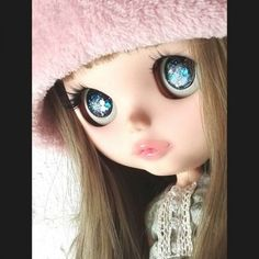 . ° Custom Blythe * °. Princess Relaxing. * ° (USED)  Buy her here:   #blythe #blythedolls #kawaii #cute #rinkya #japan #collectibles #neoblythe #customblythe
