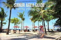 Sanur Area Guide #bali #sanur