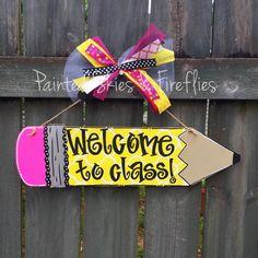 Door Hanger rfy9u7 Personalized Teacher Metal Sign Teacher Appreciation Gift 18 Inch