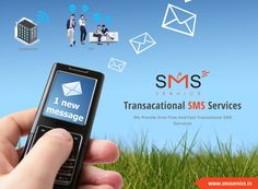 www.smsservice.in , The Cheapest Transactional SMS Service Provider india. We are provide Error free and fast Transactional SMS Service.