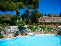 Luxury Holiday Villa and Boat : Indoor Heated Pool • Very Large Outdoor Pool • Huge ... | HomeAway