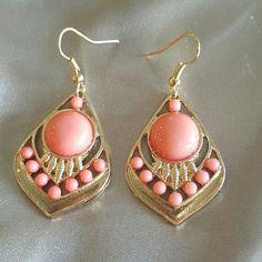 Coral Earrings Brand new Jewelry Earrings
