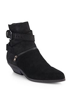 LD Tuttle The Space Suede Ankle Boots