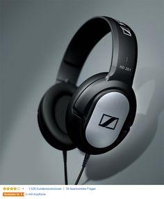 Sennheiser HD 201 – der beste Kopfhörer mit langem Kabel