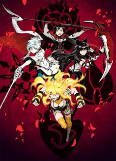 What RWBY could look like.