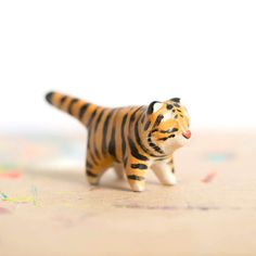 Le Incredible Tiger Totem