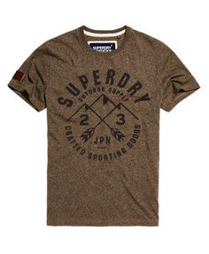 Superdry T-shirt Expedition  Vert