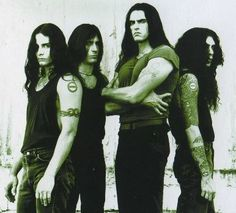 The Drab Four  Type O Negative