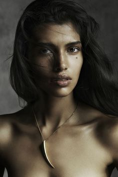 Pooja Mor; Natural Beauty; Brunette