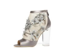 Take a walk in Olivia's shoes with these awe-inspiring booties.