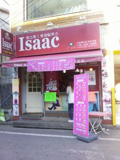 isaac toast restaurant