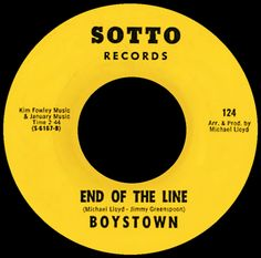 boystown - end of the line /// listen to it on http://radioactive.myl2mr.com /// plattenkreisel - circular record shelf, dj booth, atomic cafe, panatomic, records, rod skunk, vinyl, raregroove, crate digging, crate digger, record collection, record collector, record nerd, record store, turntable, vinyl collector, vinyl collection, vinyl community, vinyl junkie, vinyl addict, vinyl freak, vinyl record, cover art, label scan