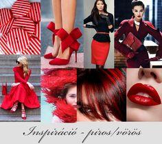 Tél típus inspiráció - valami piros