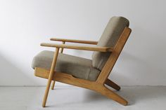 vintage chair (love the form!)