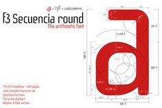 f3 Secuencia Round font by deFharo on @creativemarket