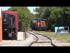 ▶ Arcade and Attica Railroad: Steaming With #18 - YouTube