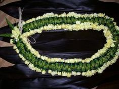Prabha Petals -Floral Design's media content and analytics Graduation Crafts, Graduation Leis, Ribbon Lei, Floral Ribbon, Flower Lei, Flower Headbands, Love Flowers, Beautiful Flowers, Tahitian Dance