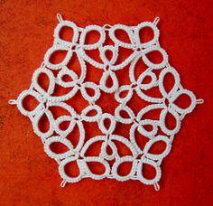 UMI & TSURU: Christmas 2011 Snowflake #48