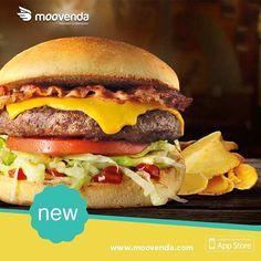 Il #nuovoPartner non ha bisogno di troppe presentazioni: @oldwildwest è su moovenda.com   Scopri il menù e scegli tra bistecche alla griglia hamburger giganti polletti ruspanti patatine croccanti e insalate strepitose! #hamburger #appetizers #OWW #bacon #foodiesroma #foodlovers #oldwildwest #romegram #foodroma #foodrome #roma #moovenda #moovendiamo #desideriadomicilio