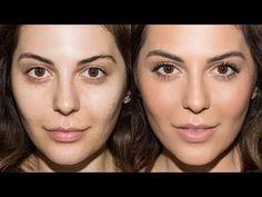 No Makeup Makeup Tutorial   Sona Gasparian - YouTube  