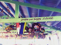 #aruba #onehappyisland