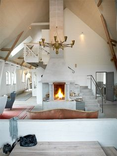 Skånelängan med anor från 1800-talet överraskar stort (uteplatsen inte minst!) | Sköna hem