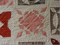 the original Jane Stickle Quilt