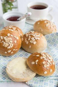 Hamburger, Bread, Food, Brot, Essen, Baking, Burgers, Meals, Breads