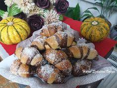 Receptek, és hasznos cikkek oldala: Kakaós kifli Muffin, Breakfast, Food, Morning Coffee, Essen, Muffins, Meals, Cupcakes, Yemek