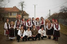 The village of Marin, Romania where traditions are revived