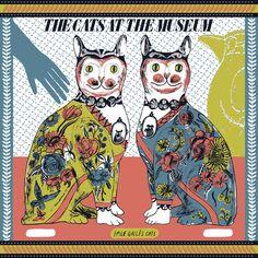 Museum Animals : Alice Pattullo Illustration