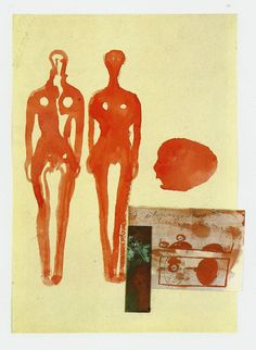 Beuys, Untitled, 1958