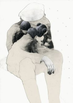 Beautiful Drawings by Simon Prades