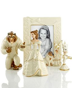 Lenox Collectible Disney Figurines, Beauty and the Beast Collection - Collectible Figurines - for the home - Macy's Beauty And The Beast Bedroom, Beauty And The Beast Theme, Beauty And Beast Wedding, Disney Beauty And The Beast, Disney Figurines, Collectible Figurines, Disney Love, Disney Art, Disney Stuff